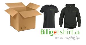 Arbejdstøj med logo til virksomheder