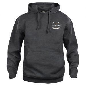 Lækker hættesweatshirt der egner sig til arbejdstøj. Få logo på!