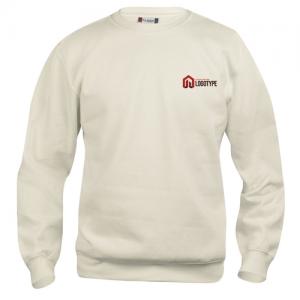 Sweatshirt med tryk - Nok Danmarks bedste priser