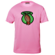 T-shirts til børn - Mange farver - Størrelse 90-160 - OEKO-TEX