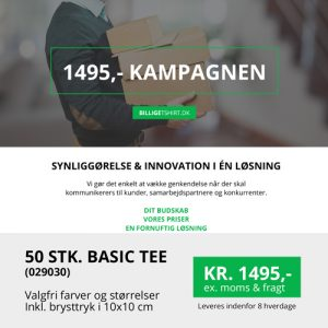 T-shirts med tryk