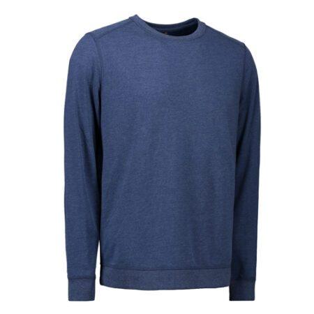 Sweatshirt med logo. Hurtig levering
