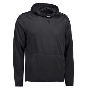 Man Urban hoodie med logo. Levering på ca. 10 arbejdsdage.